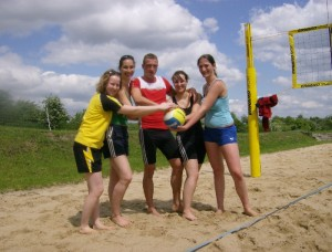 Beachvolleyball Saison 2009