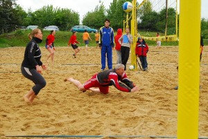 Beachvolleyball Saison 2010
